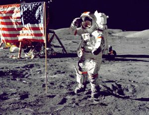 sbarco sulla luna